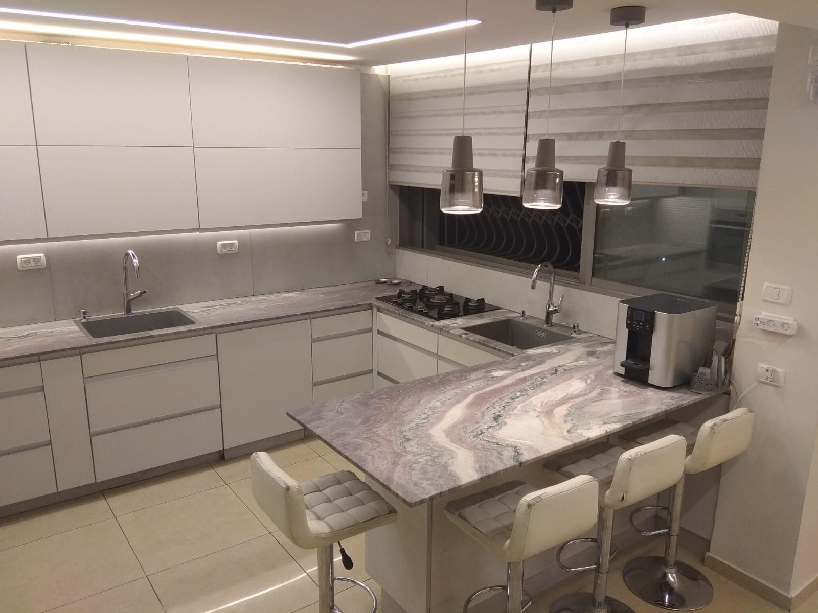 עיצוב פנים מטבח   אדריכלות מטבח - מטבח