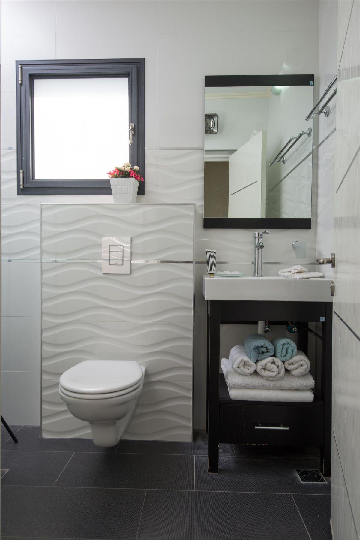 עיצוב פנים חדר אמבטיה ושירותים | אדריכלות חדר אמבטיה ושירותים - חדר אמבטיה ושירותים