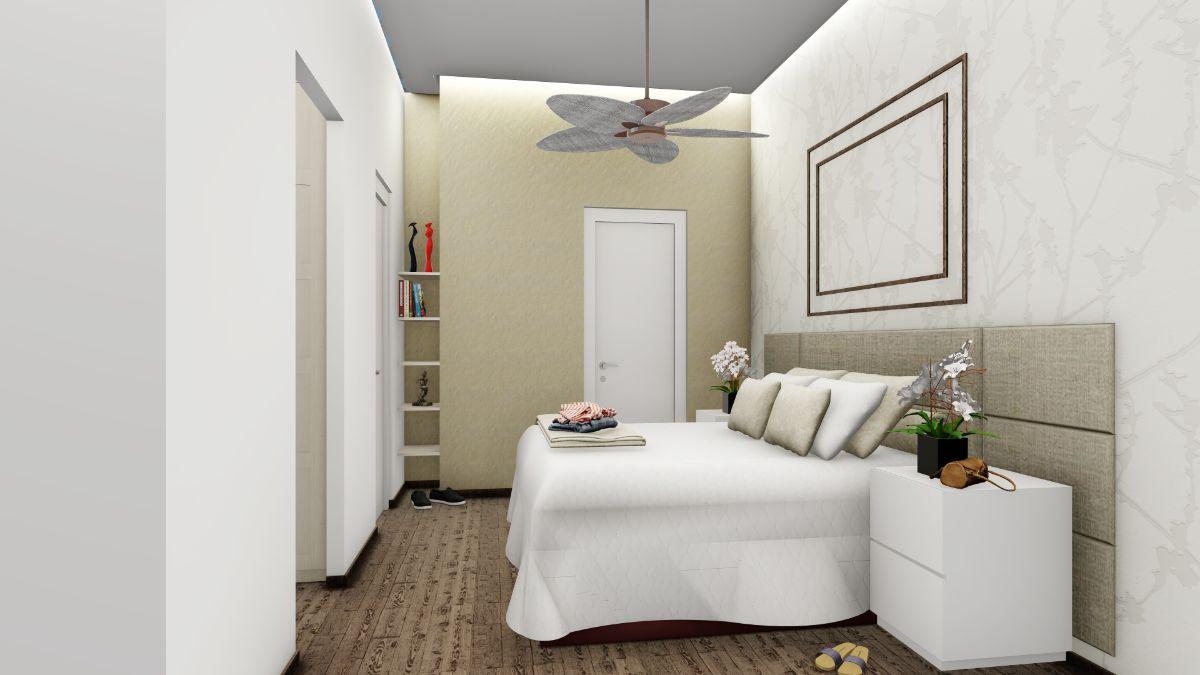 עיצוב פנים חדר אורחים   אדריכלות חדר שינה - חדר אורחים